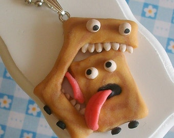 Cini minis cereals - funny necklace