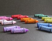 Crayon Stud Earrings