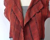 Handwoven Jacket / Vest