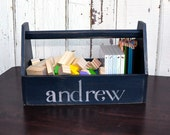 Children's Tool Box/Tote Personalized