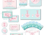 Magical Mermaid Printables (The Complete Collection)