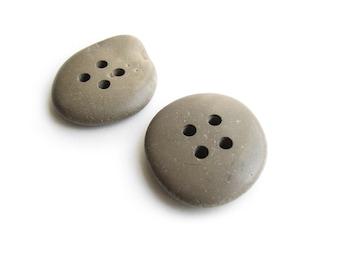 Stone Buttons