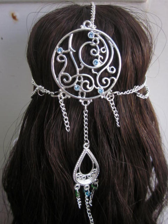 MSD Elven Princess headdress