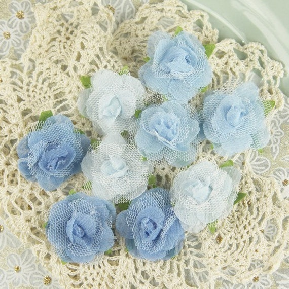 Champagne Rose collection Chardonnay 546854 - shades of blue