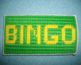 Bingo Eyeglass Case Custom