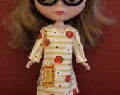 Rosiee Gelutie Original 3/4 length sleeve Dress Beads N Berries