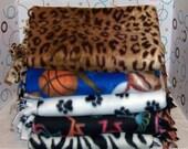 Novelity Fleece Blankets Throw Lap Picnic