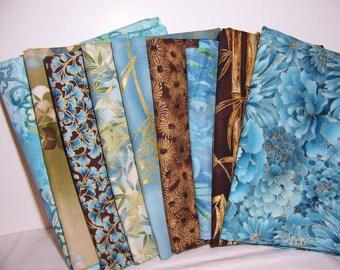 Twenty Fat Quarters 18 x 22 inches High Quality Cotton Fabric