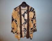 Amazing   Ethnic print Kimono Jacket