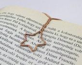 Bookmark - Copper Star