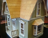 Dollhouse -assembled doll house