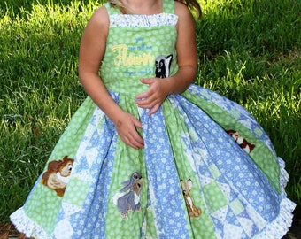Boutique Bambi and Friends Twirl Dress