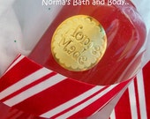 peppermint uplifting bath and body shower gel