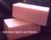 strawberry fruity goats milk trial size soap