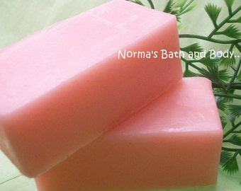 cotton candy glycerin soap sample, soap sample, cotton candy soap, beauty, handmade soap, glycerin soap, cotton candy
