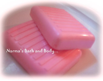 cherry goats milk soap, cherry soap, glycerin soap, handmade soap, beauty, gifts, soap