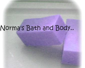 blackberry sage soap sample, bath, glycerin soap, soap, handmade soap, normas bath