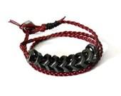 Darker Dayz Hex Bracelet