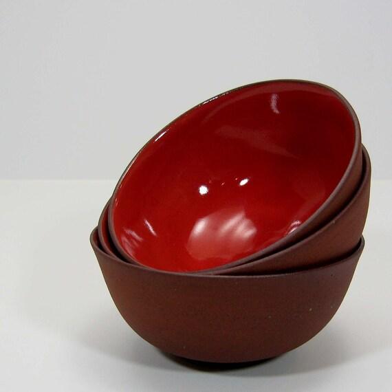 Set of 3 Dessert Bowls