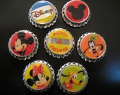 Mickey Mouse and Friends Magnets