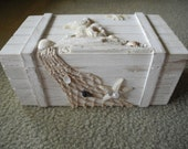 Treasure Sea Chest Box for all your charms, trinkets and treasures LARGE SIZE