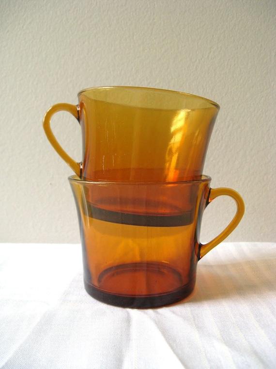 Duralex France Glass Mugs
