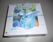 New Sweet Dreams Baby Boy 11 Piece Gift  Set