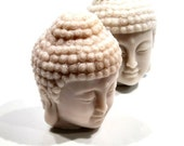 Buddha Head Soap - Decorative Gift Soap in Taupe