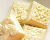 Celtic Knot Soap in Luscious Creme Brulee - Decorative Soap Gift