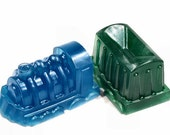 Train Soap for Kids - Full-Sized Bath Bar, Perfect Party Favor