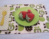 SALE--Playtime Placemat/Napkin Set