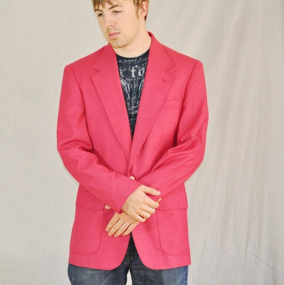 Collection Pink Sport Coat Pictures - Reikian