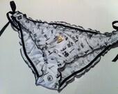 Portal panties - UK size 10