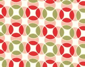 Vintage Modern by Bonnie and Camille for Moda Fabrics Candy Apple 55041 15 - quilting fabric - cotton fabric