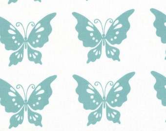 Half Moon Modern by Moda Fabrics in Aqua 32359 22 - quilting fabric - cotton fabric