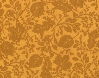 Give Thanks by Deb Strain for Moda Yellow Wheat 19565 17 - quilting fabric - cotton