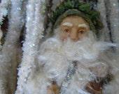 Santa Winter Shadow Box