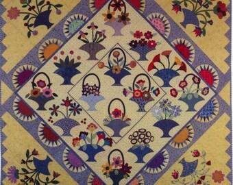 Spring has Sprung quilt pattern