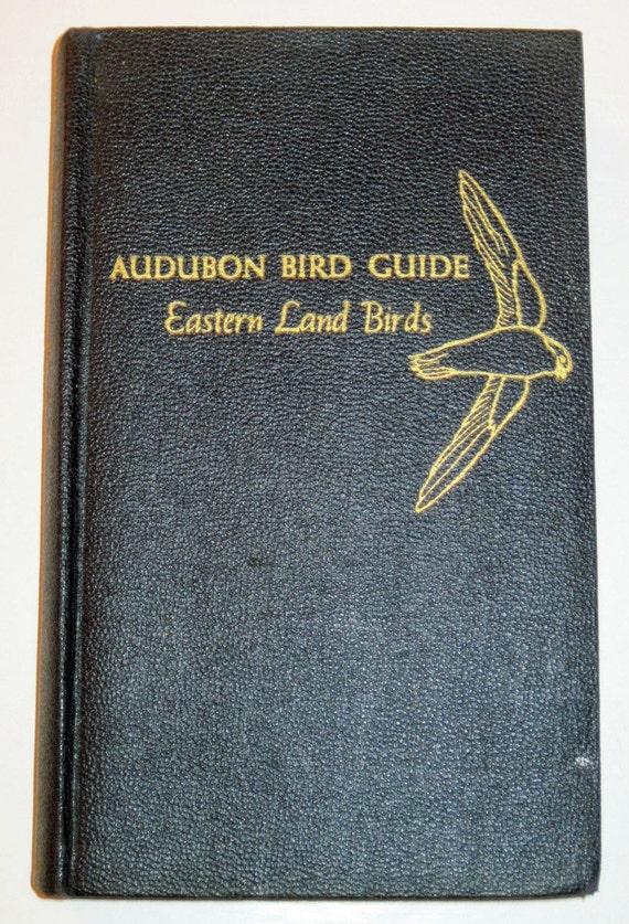 1946 Audubon Bird Guide of Eastern Land Birds