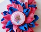 Ribbon Flower Daisy Piggies Bubble Guppies Molly