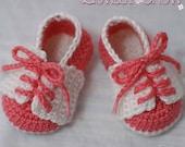 Baby Slippers Crochet Pattern for LITTLE SPORT SADDLES digital