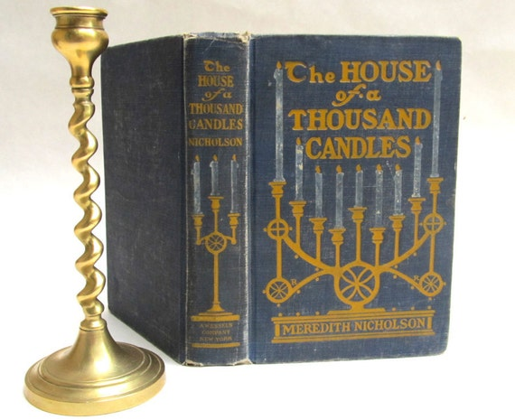 the house of a thousand candles pdf