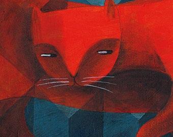 Symmetric Cat