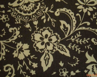 SALE - Classic wallpaper, fat quarter, pure cotton fabric