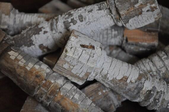 Plenty Chippy Vintage Wooden Spindle Column - 2 Per Order