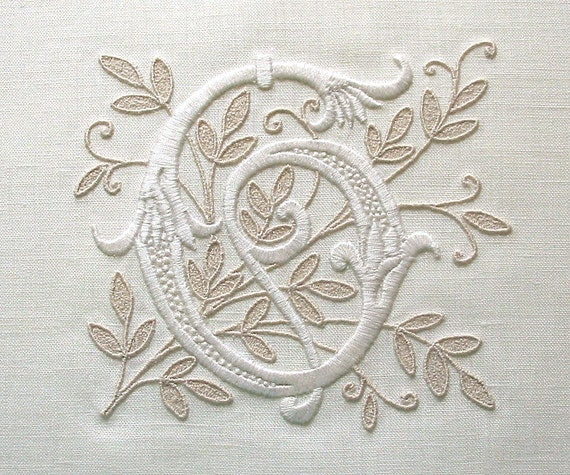 CUSTOM  MONOGRAM for Weddings, Proms, Celebrations - Made to Order