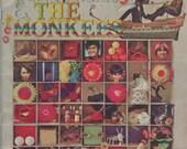 Vintage 1960s Monkees Music Song Book Birds Bees Original