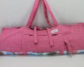 Pink Siddhasana Girl Yoga Bag