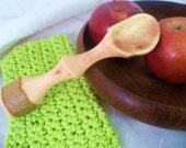 Wood Spoon Organic Waldorf  Kitchen