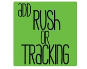 For Rush Order or Tracking - North American Shipping